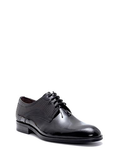 Derimod Erkek Ayakkabı(208) Klasik Siyah